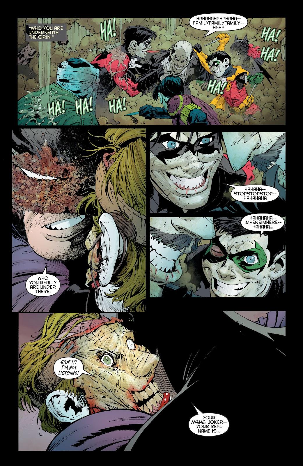 Batman (2011) Issue #17 #32 - English 22