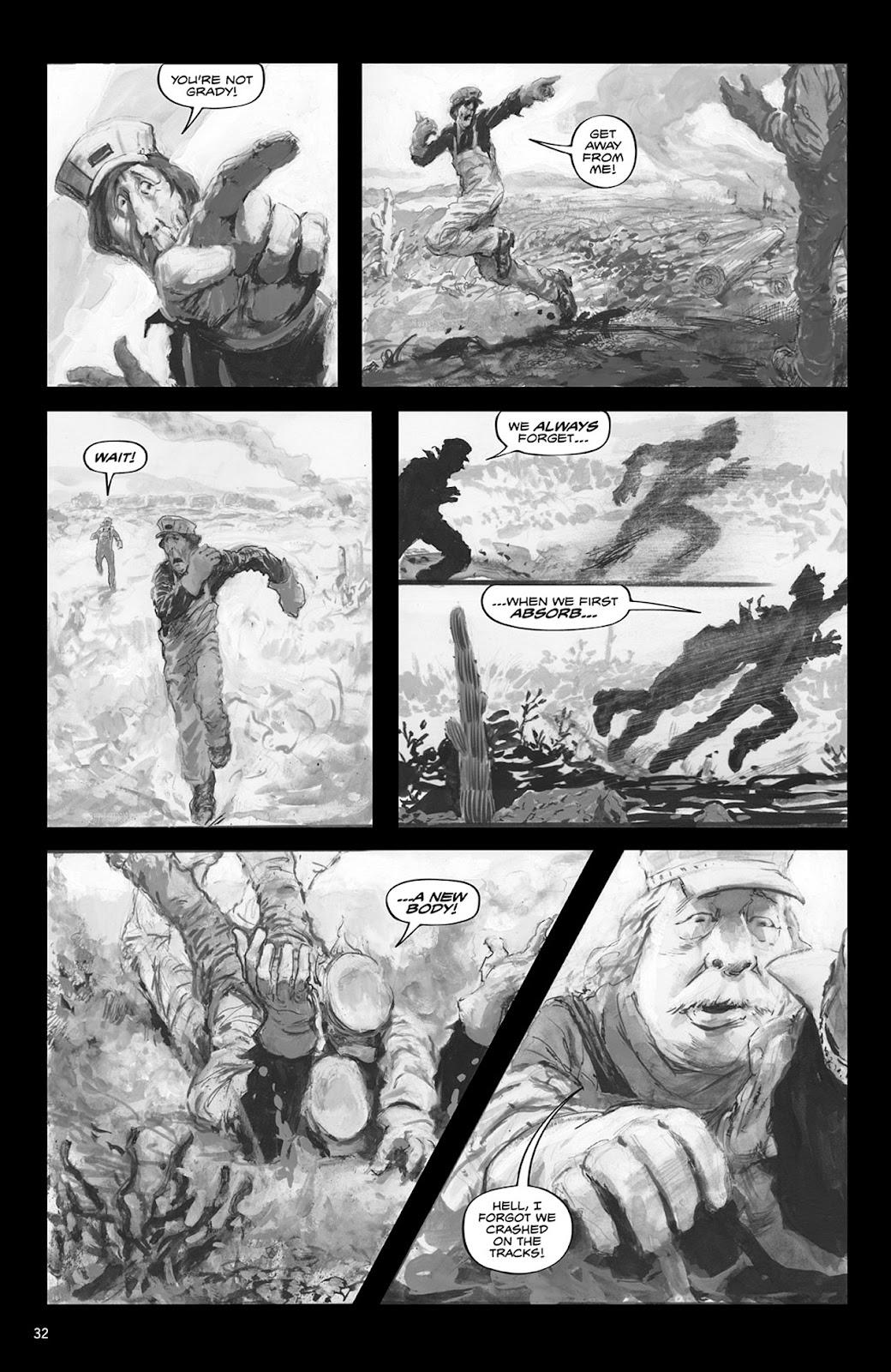 Creepy (2009) Issue #6 #6 - English 34