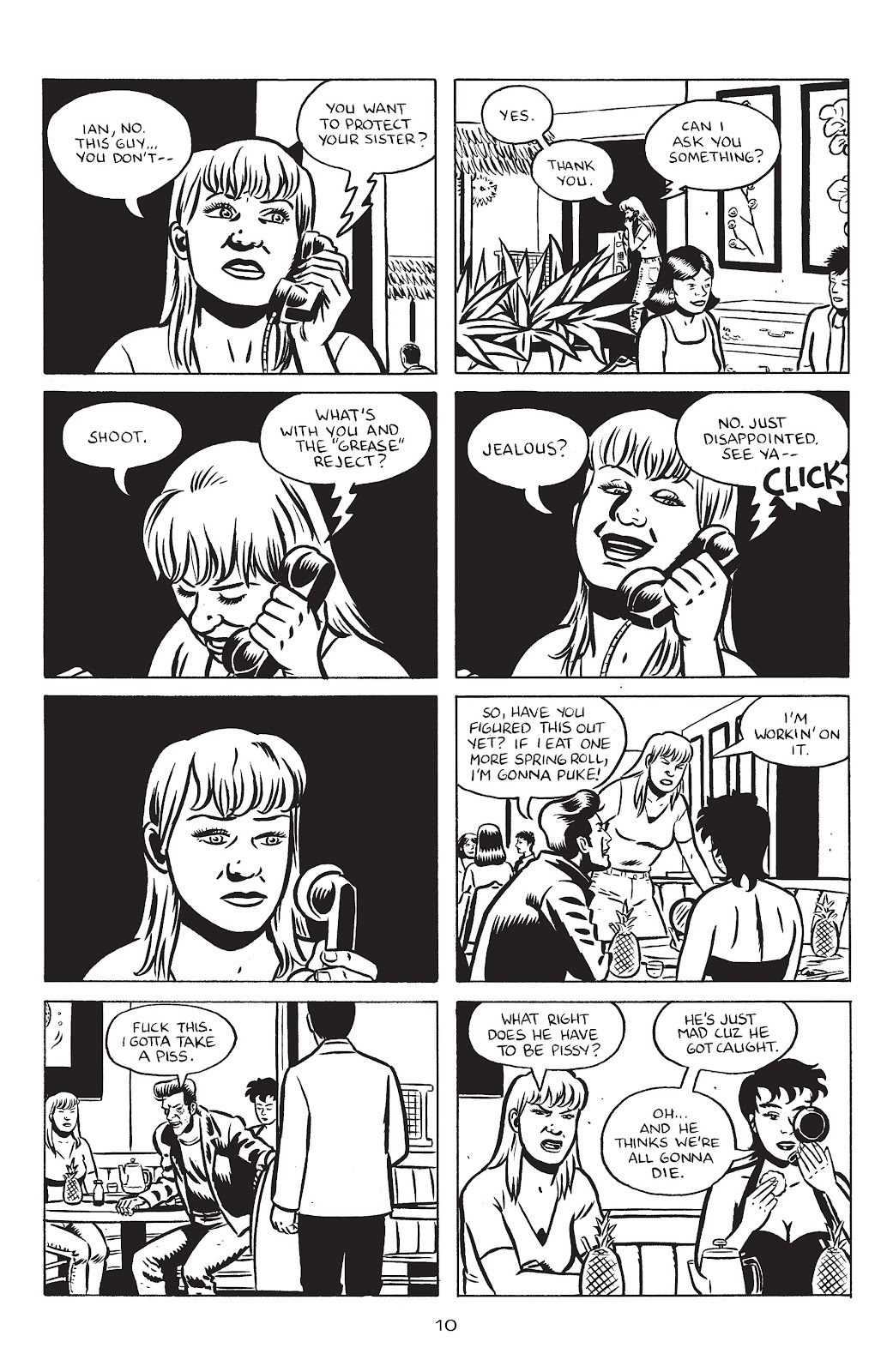 Stray Bullets Issue #24 #24 - English 12