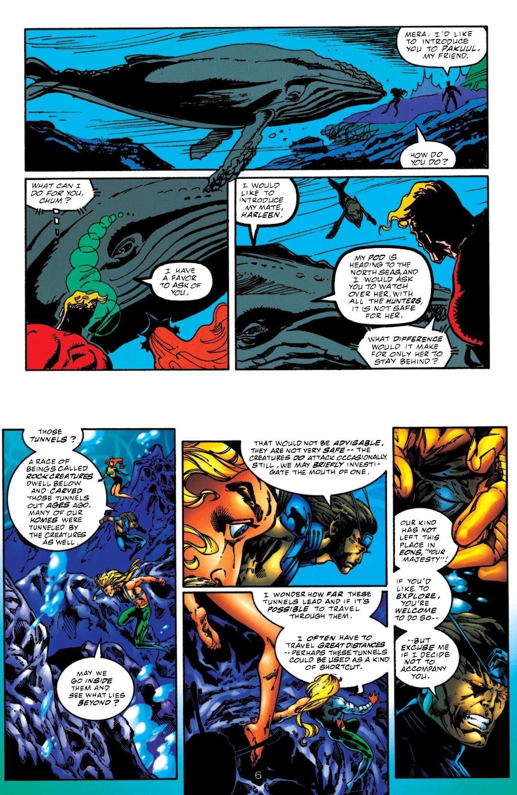Aquaman (1994) Issue #52 #58 - English 6