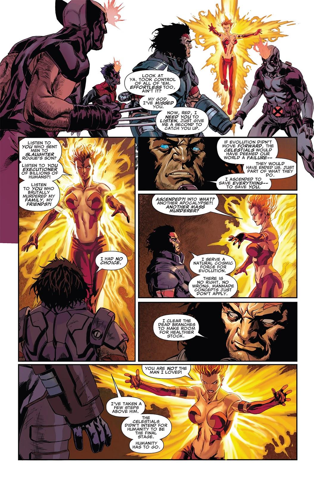 Uncanny X-Force (2010) Issue #13 #14 - English 12