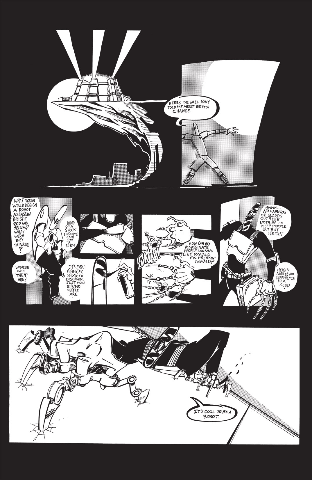 Read online Scud: The Disposable Assassin: The Whole Shebang comic -  Issue # TPB (Part 1) - 47