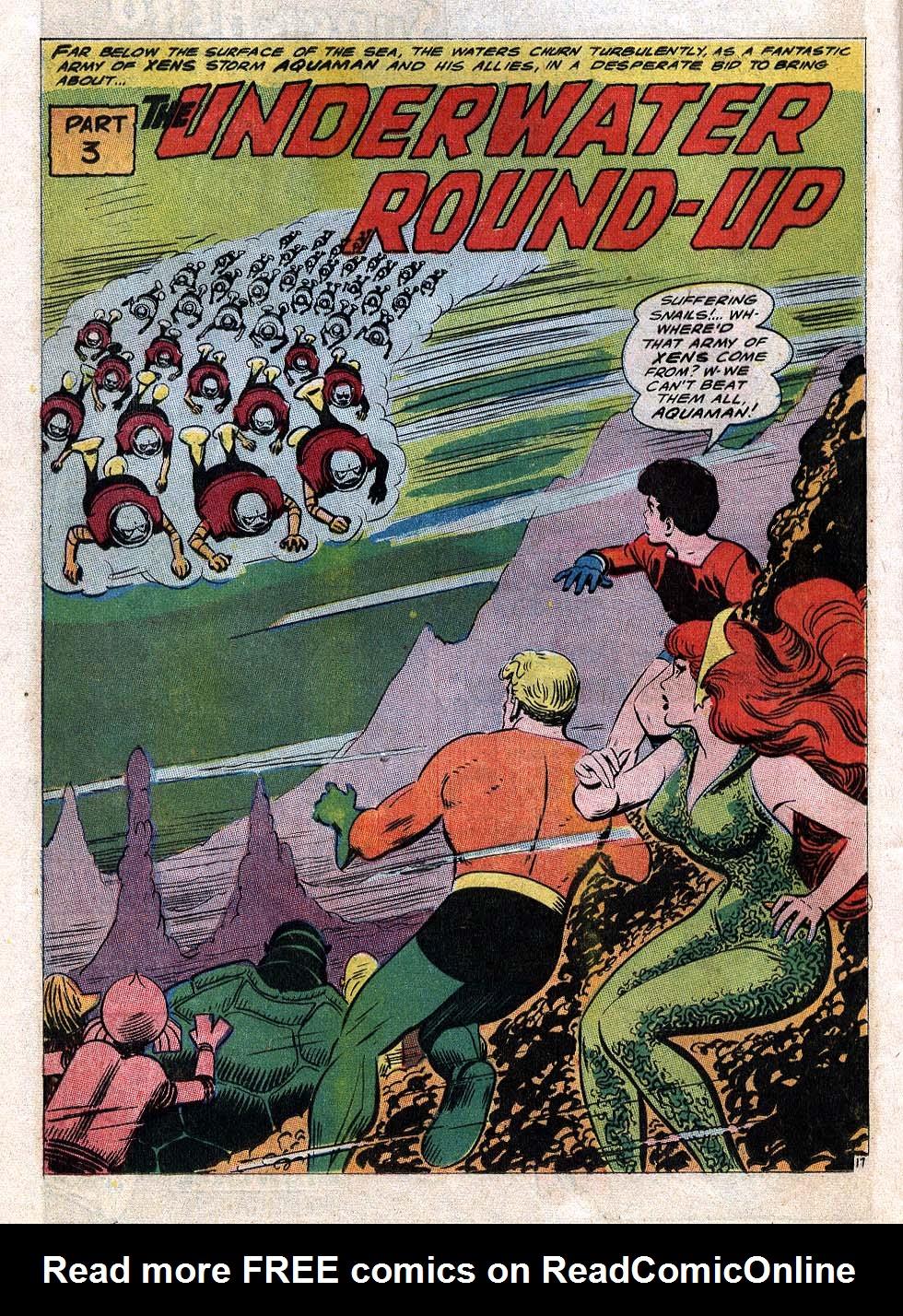 Aquaman (1962) Issue #27 #27 - English 24