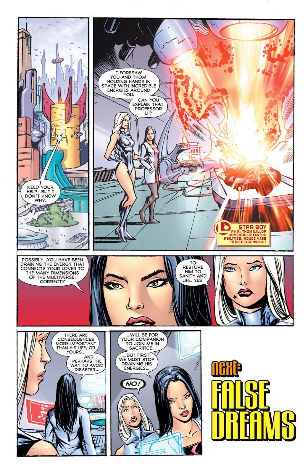 Legion of Super-Heroes (2010) Issue #13 #14 - English 21