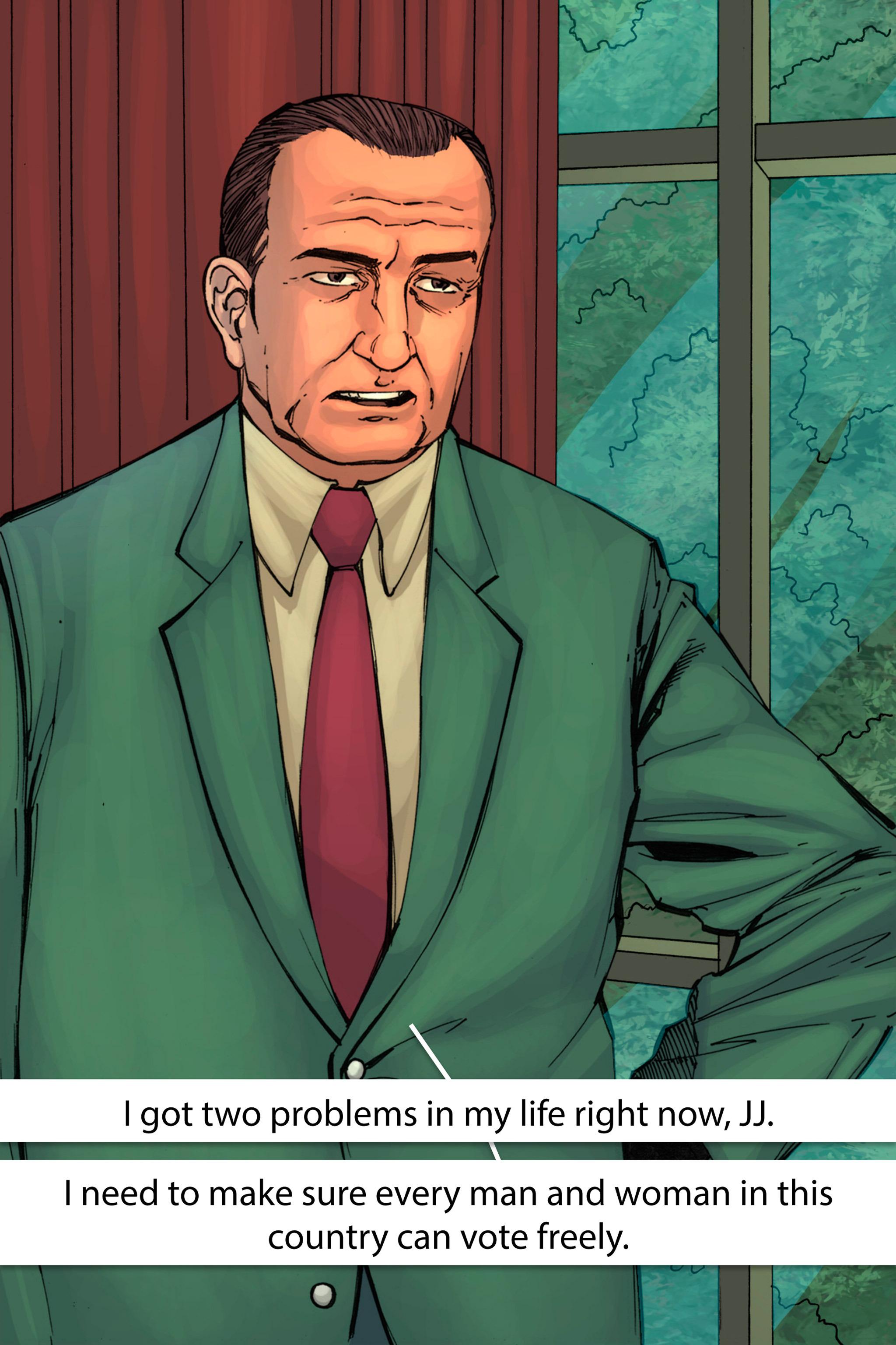 Read online Z-Men comic -  Issue #1 - 39