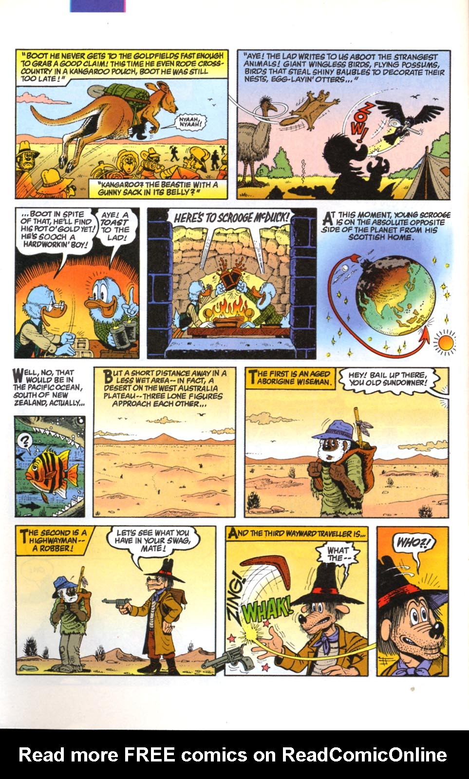 Uncle Scrooge (1953) Issue #291 #291 - English 4