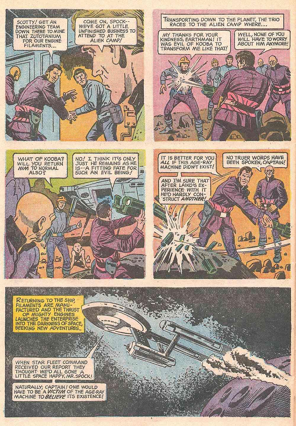 Star Trek (1967) Issue #8 #8 - English 27