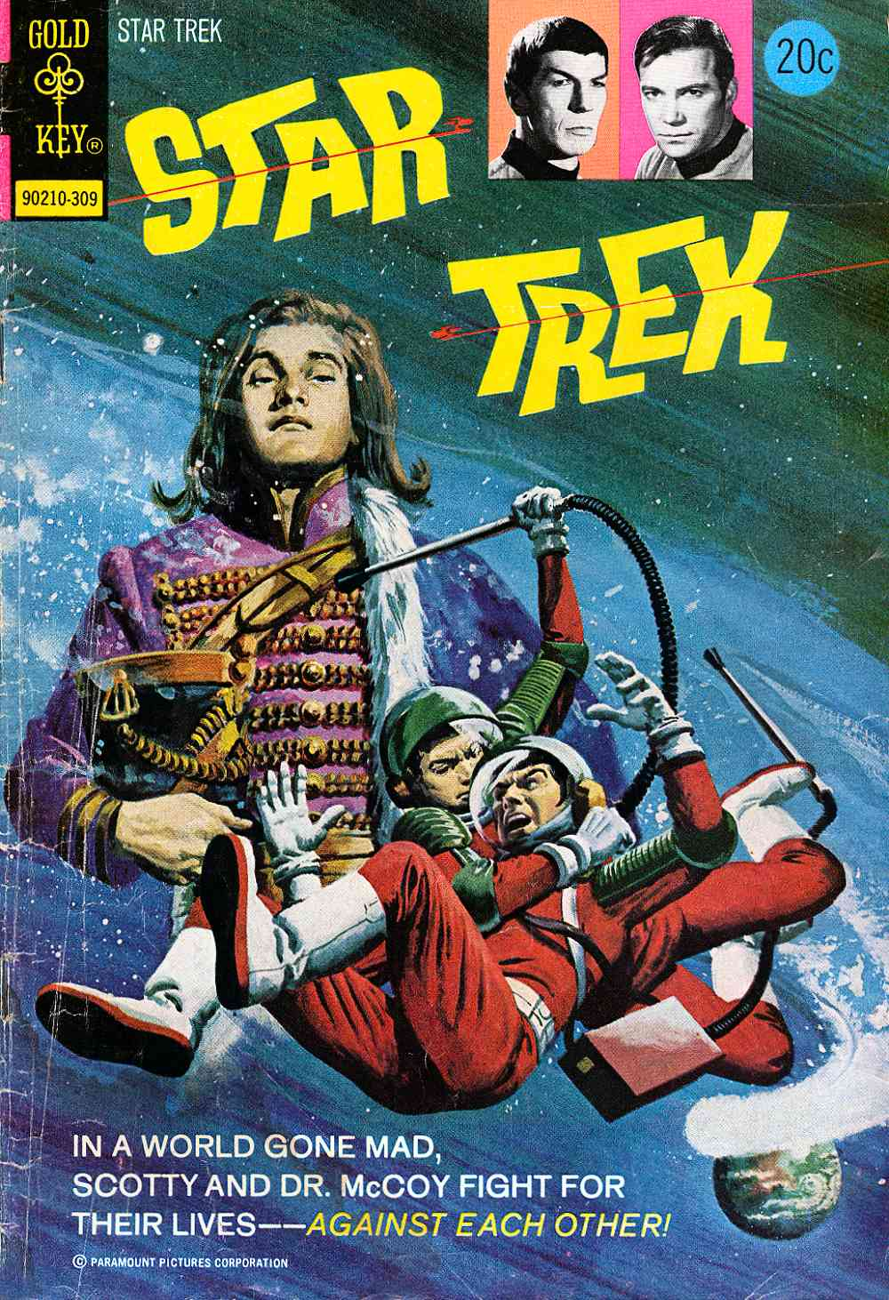 Star Trek (1967) Issue #20 #20 - English 1