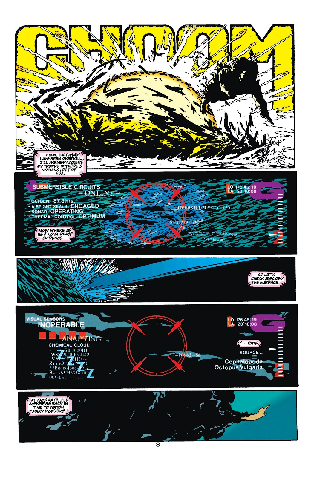 Aquaman (1994) Issue #35 #41 - English 8