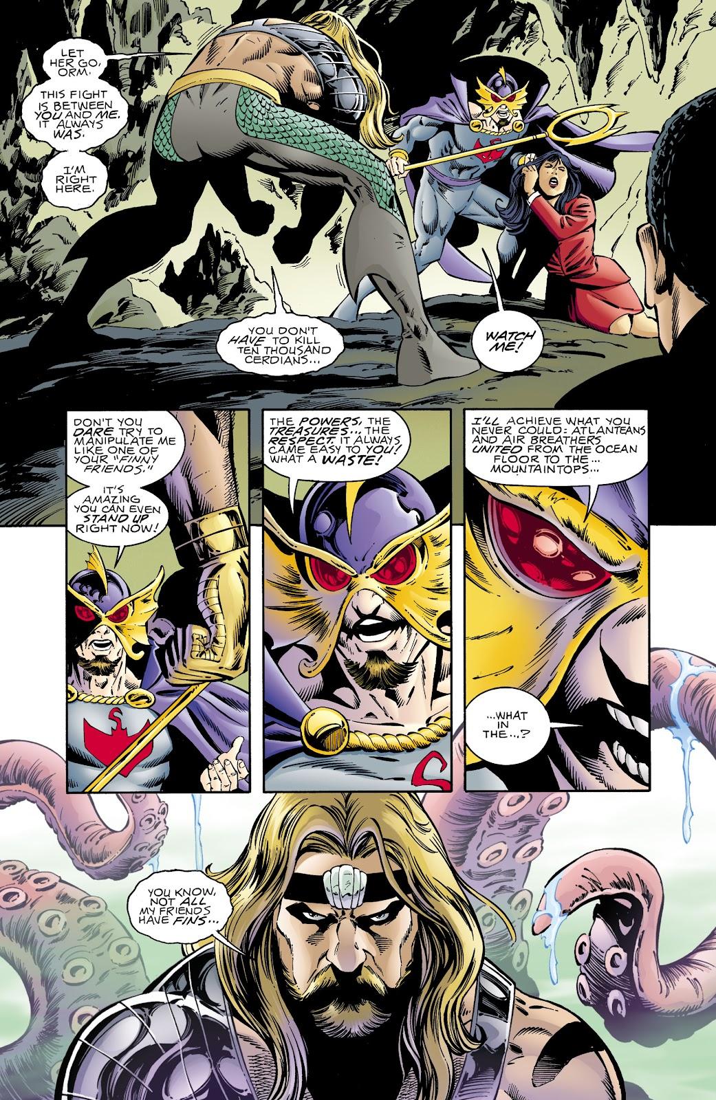 Aquaman (1994) Issue #67 #73 - English 13