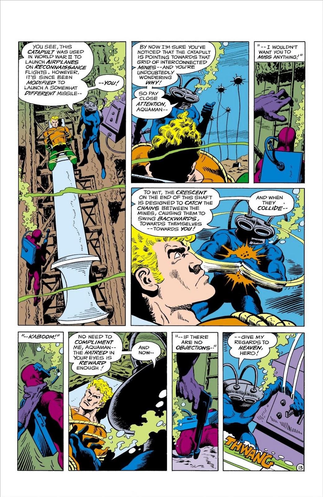 Aquaman (1962) Issue #57 #57 - English 14