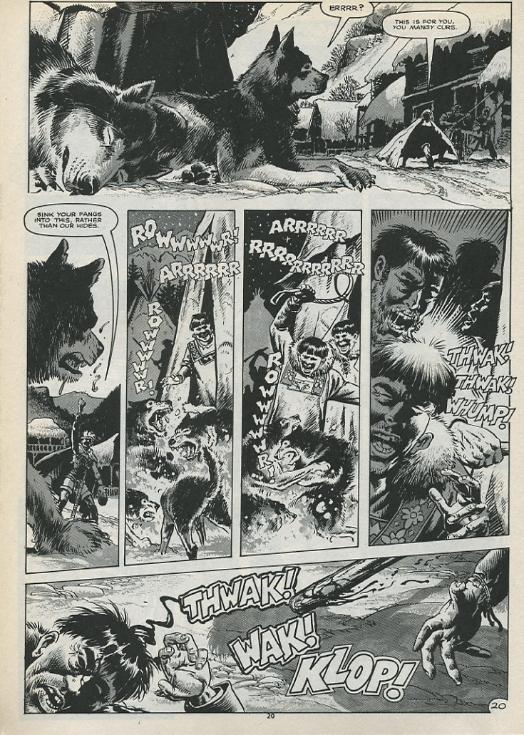The Savage Sword Of Conan Issue #179 #180 - English 22