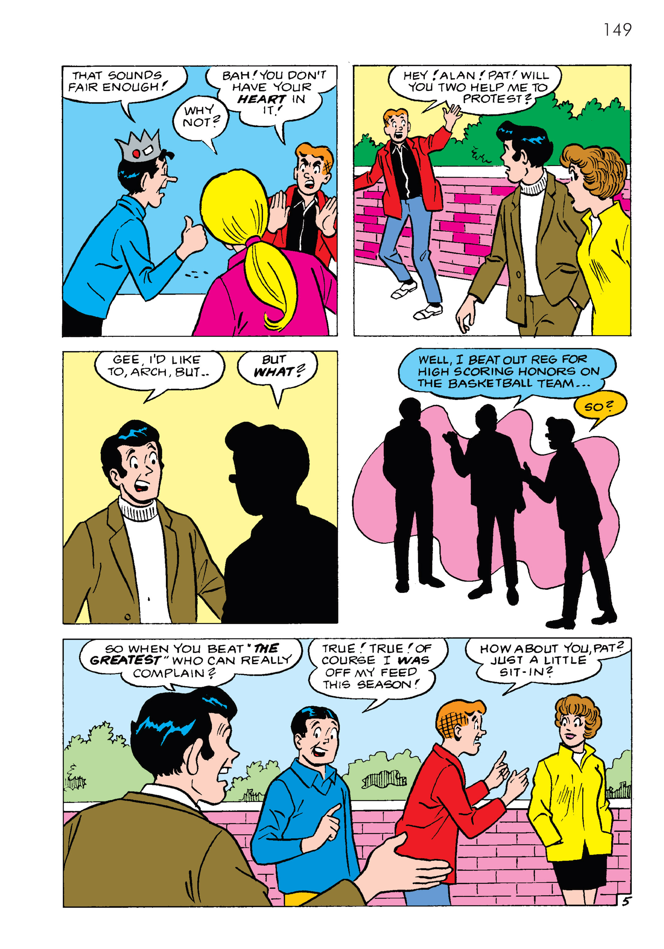 Read online The Best of Archie Comics comic -  Issue # TPB 4 (Part 1) - 150