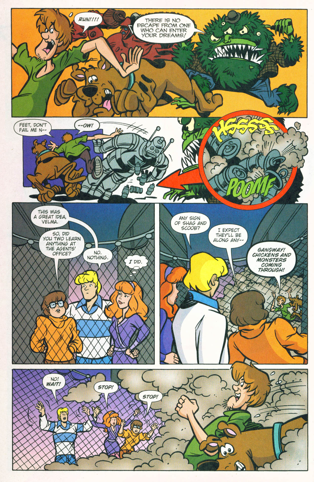 Read online Scooby-Doo (1997) comic -  Issue #83 - 11
