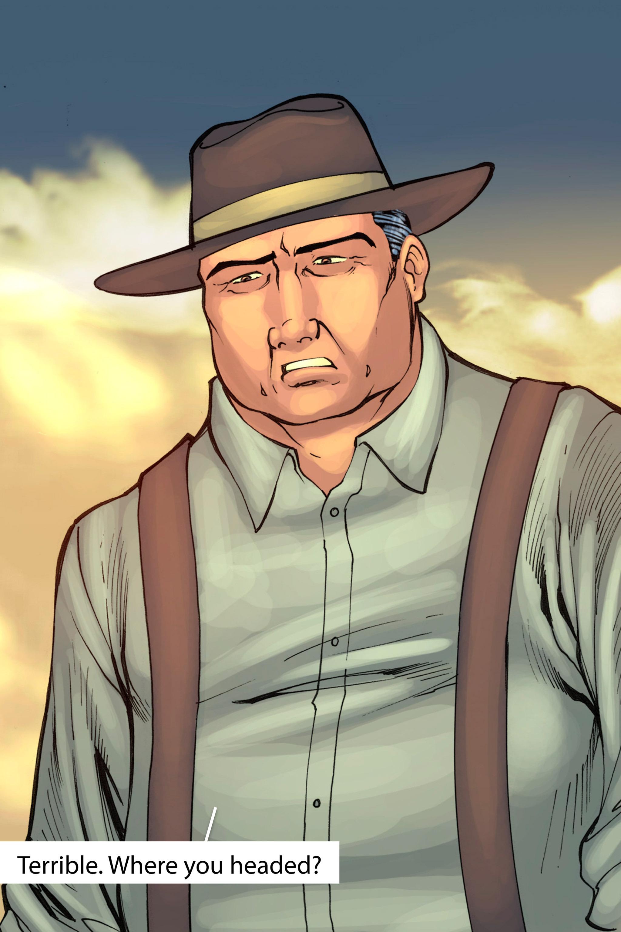 Read online Z-Men comic -  Issue #1 - 114