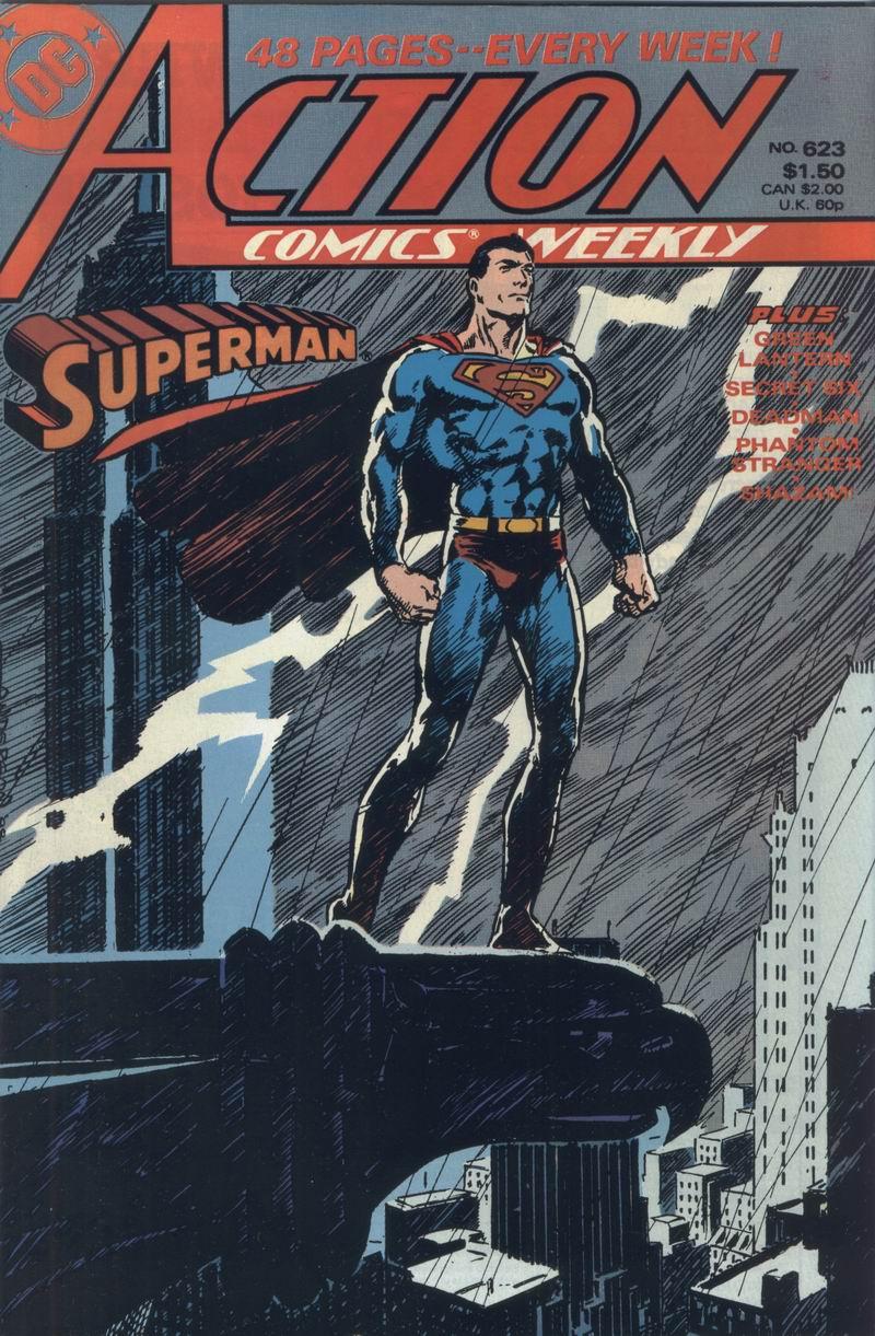 Action Comics (1938) 623 Page 1