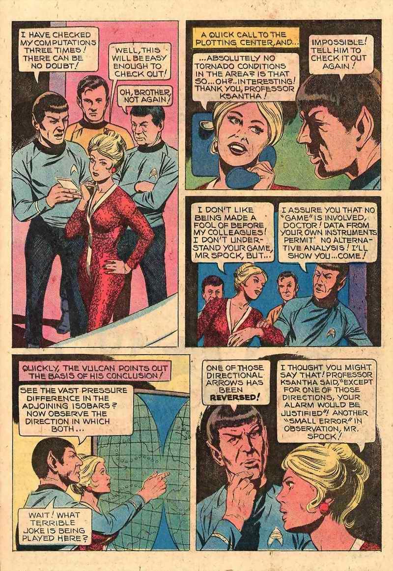 Star Trek (1967) #59 #59 - English 15