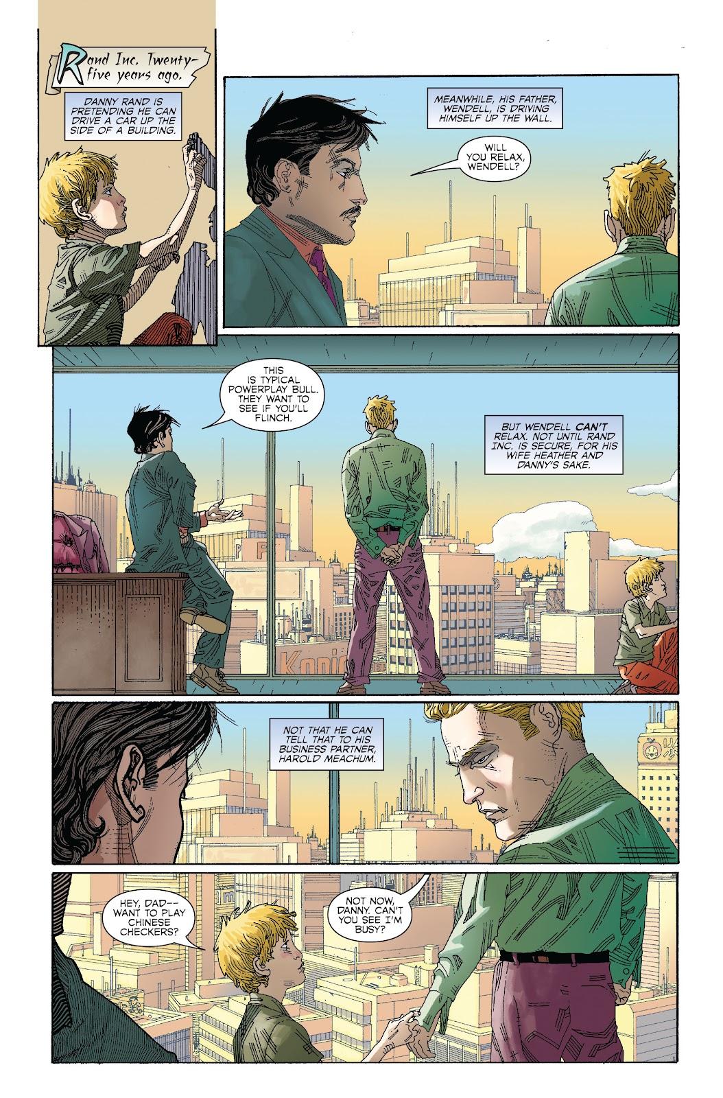 The Immortal Iron Fist Issue #27 #28 - English 5