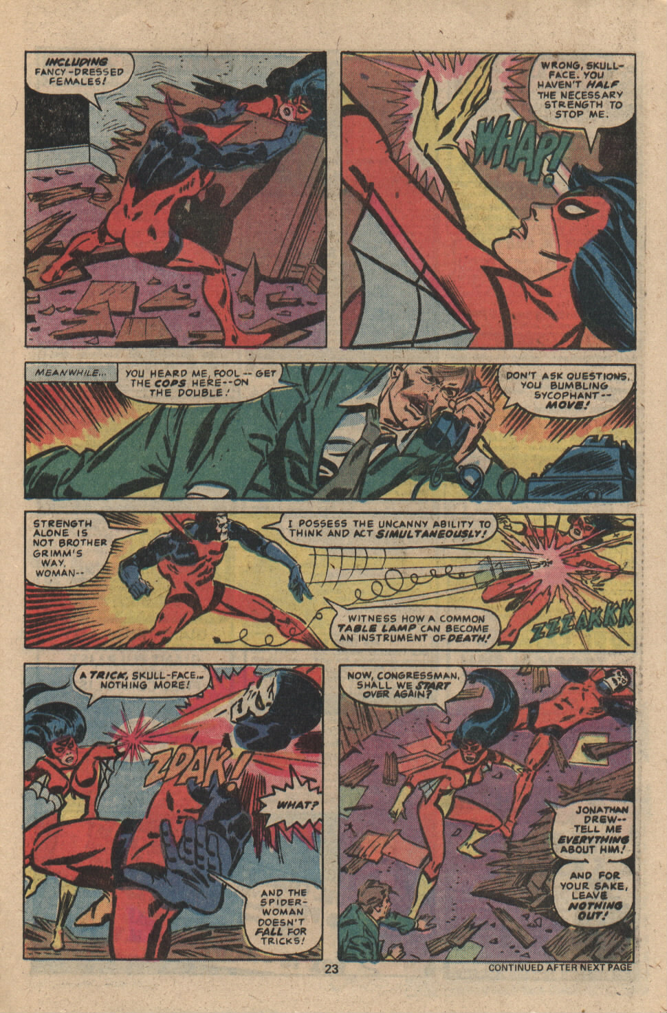 Spider-Woman (1978) Issue #3 #3 - English 14