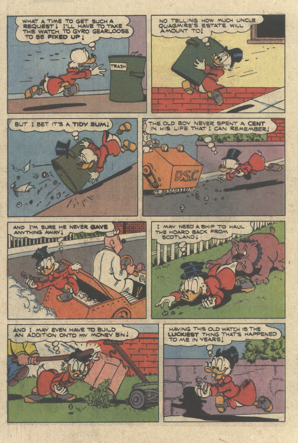 Uncle Scrooge (1953) Issue #230 #230 - English 18