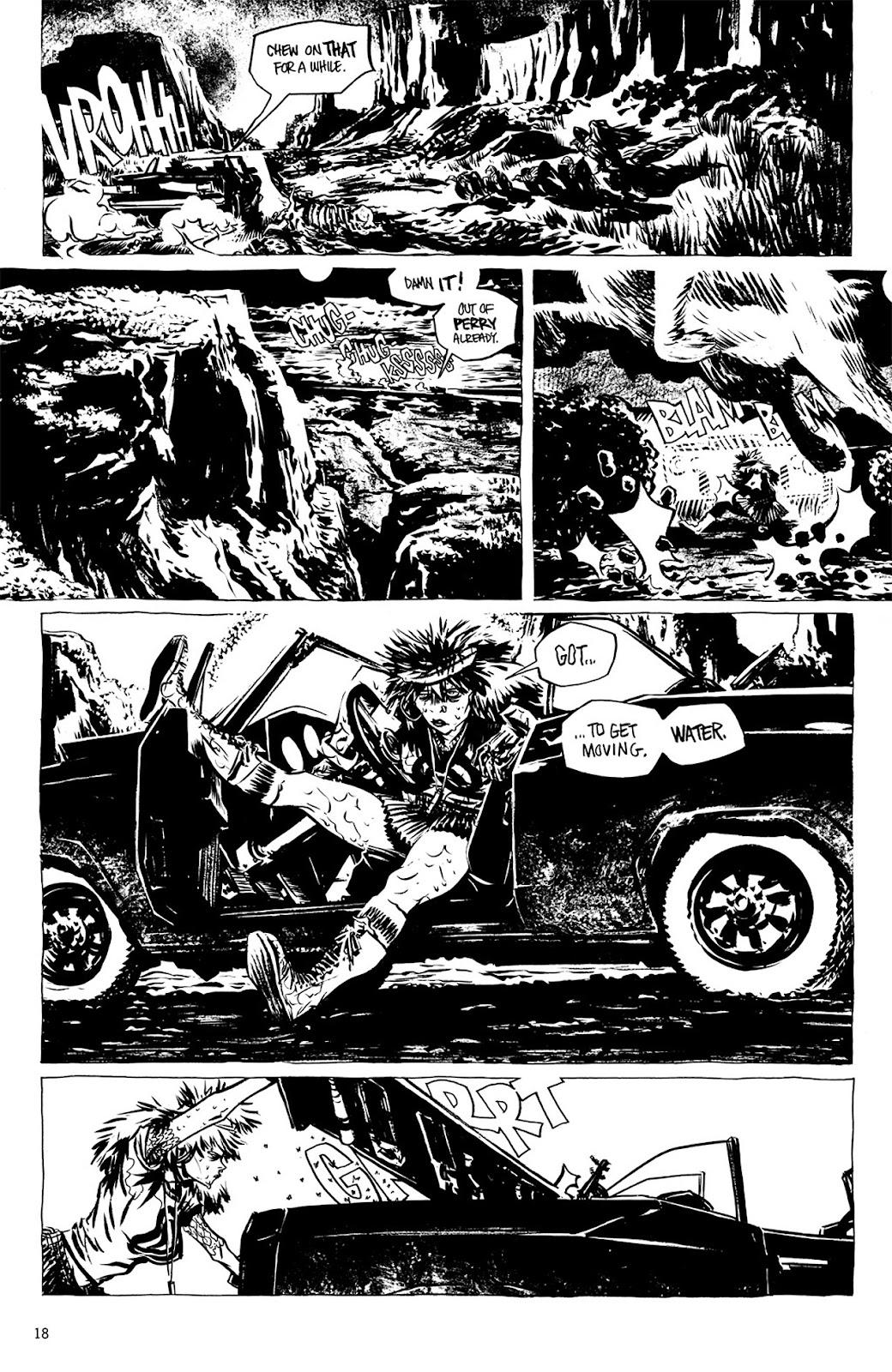 Creepy (2009) Issue #2 #2 - English 20