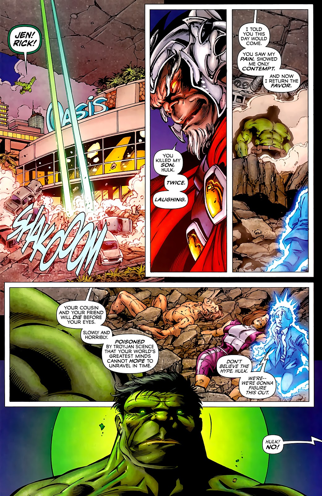 Incredible Hulks (2010) Issue #632 #22 - English 8