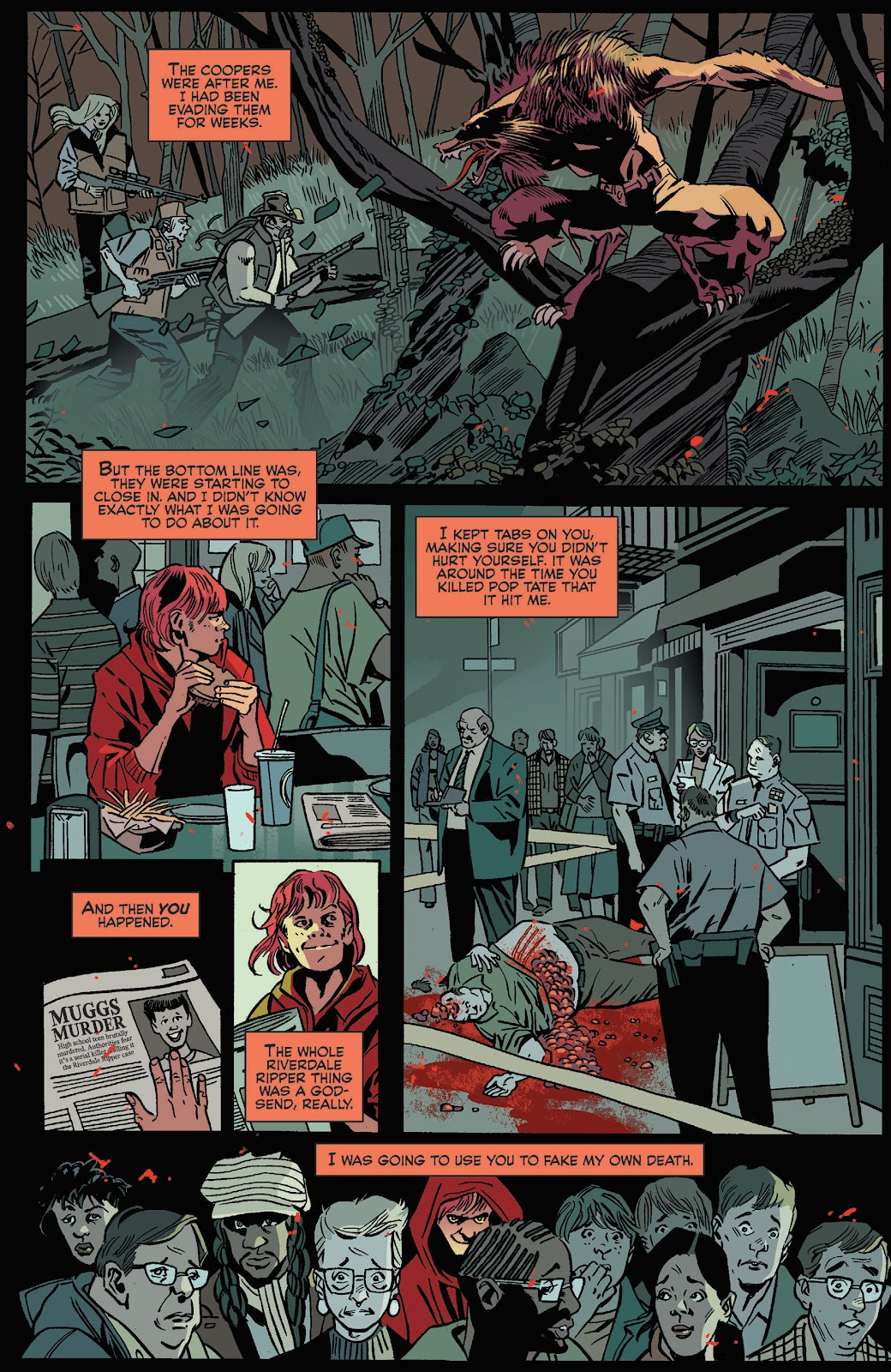 Jughead The Hunger Issue #3 #4 - English 5