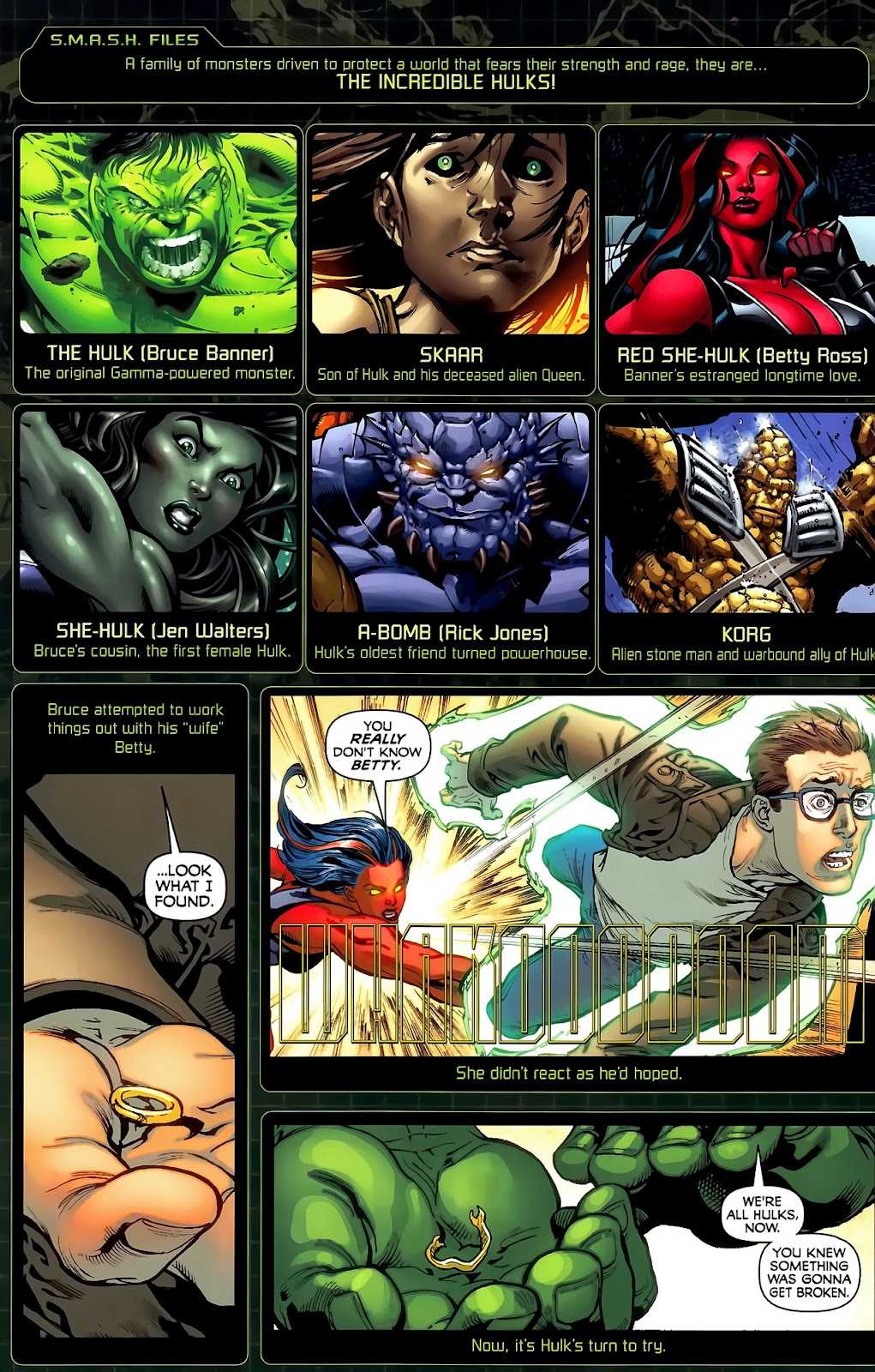 Incredible Hulks (2010) Issue #613 #3 - English 18
