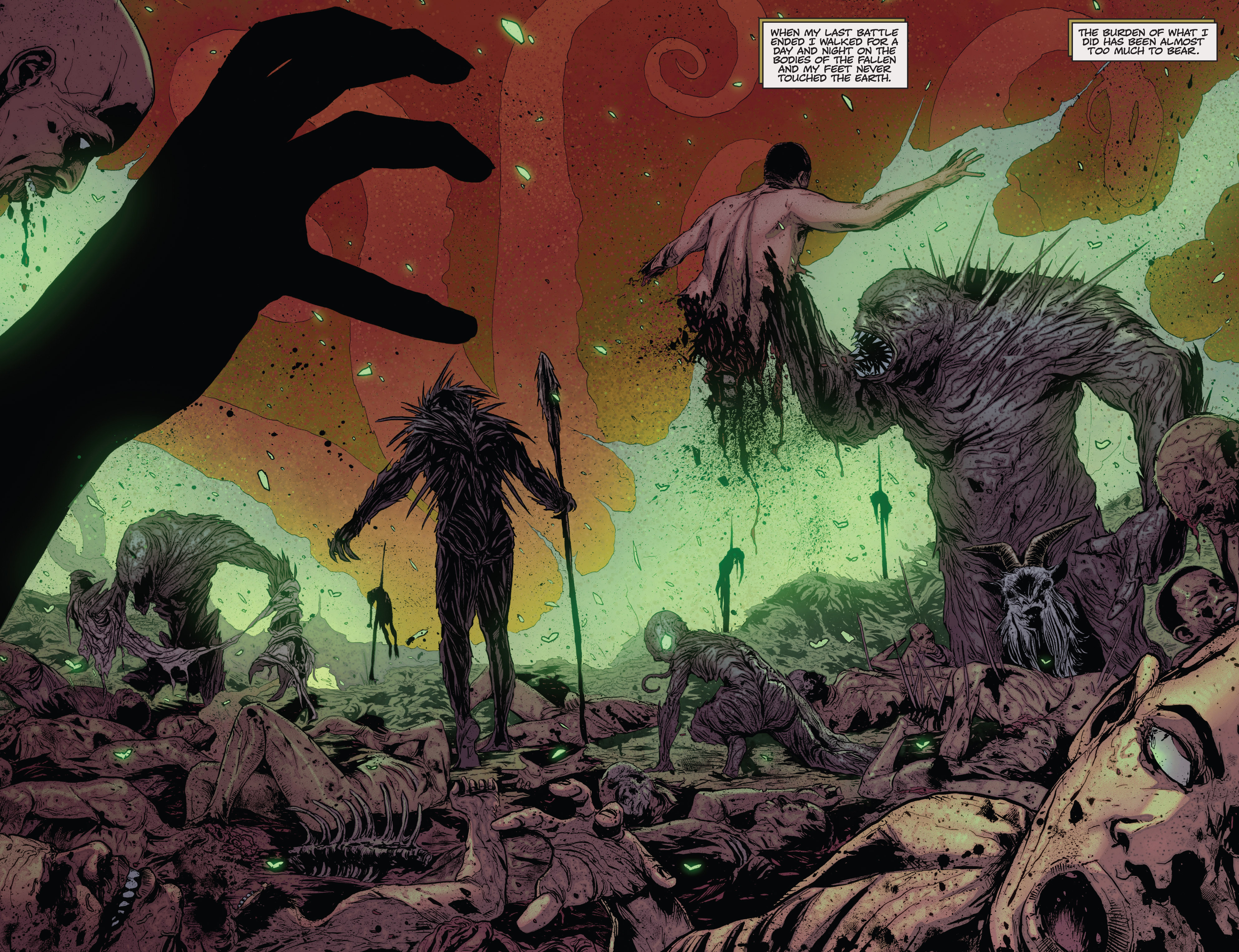 Read online The Darkness (2007) comic -  Issue #115 - 12