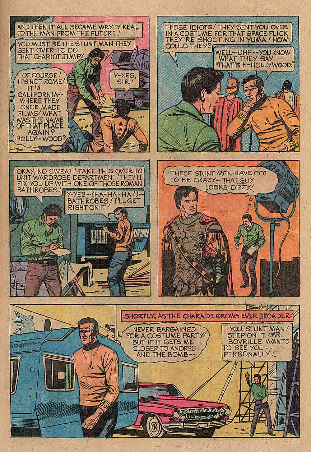 Star Trek (1967) Issue #36 #36 - English 13