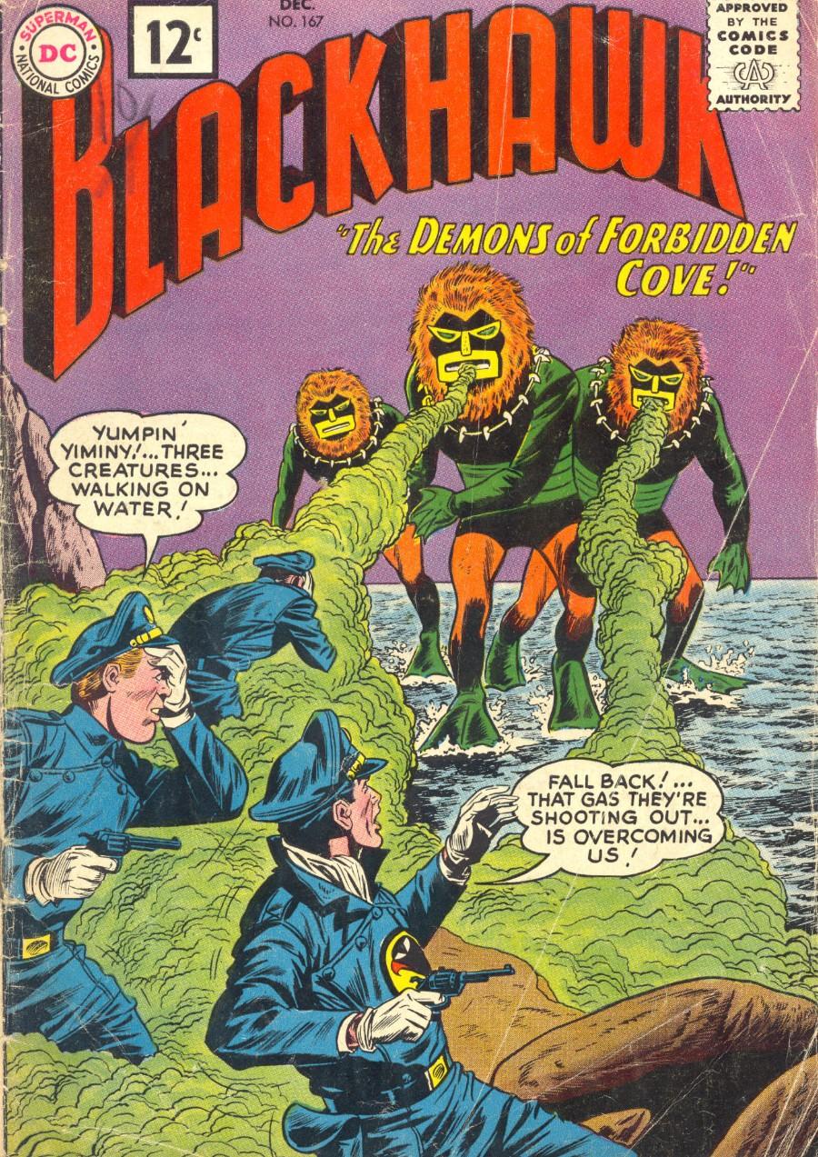 Blackhawk (1957) 167 Page 1