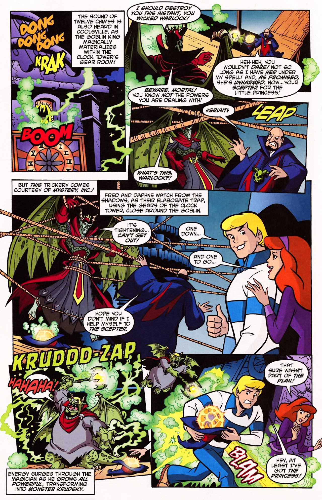 Read online Scooby-Doo (1997) comic -  Issue #141 - 13
