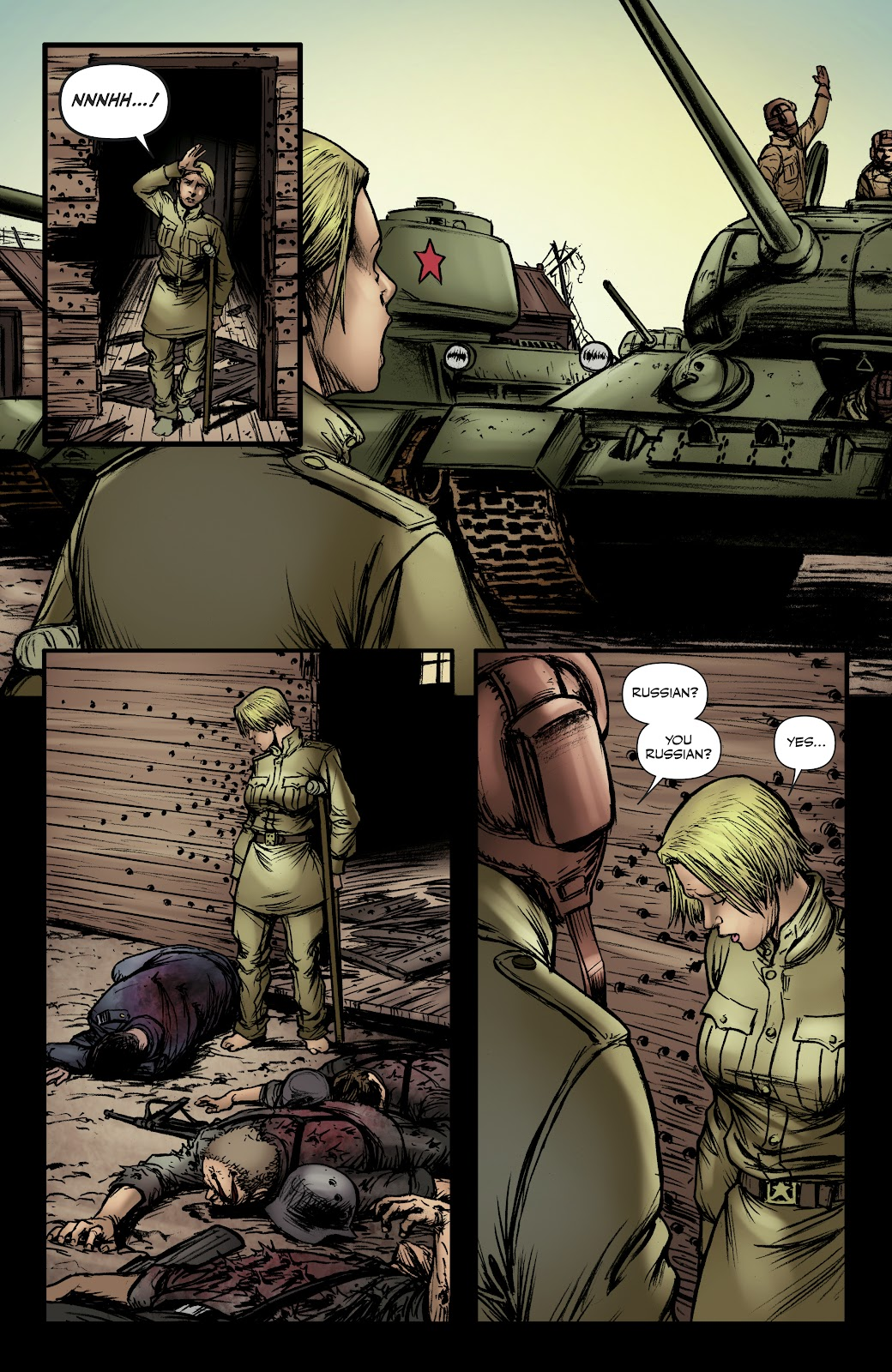 Battlefields TPB 2 #2 - English 25