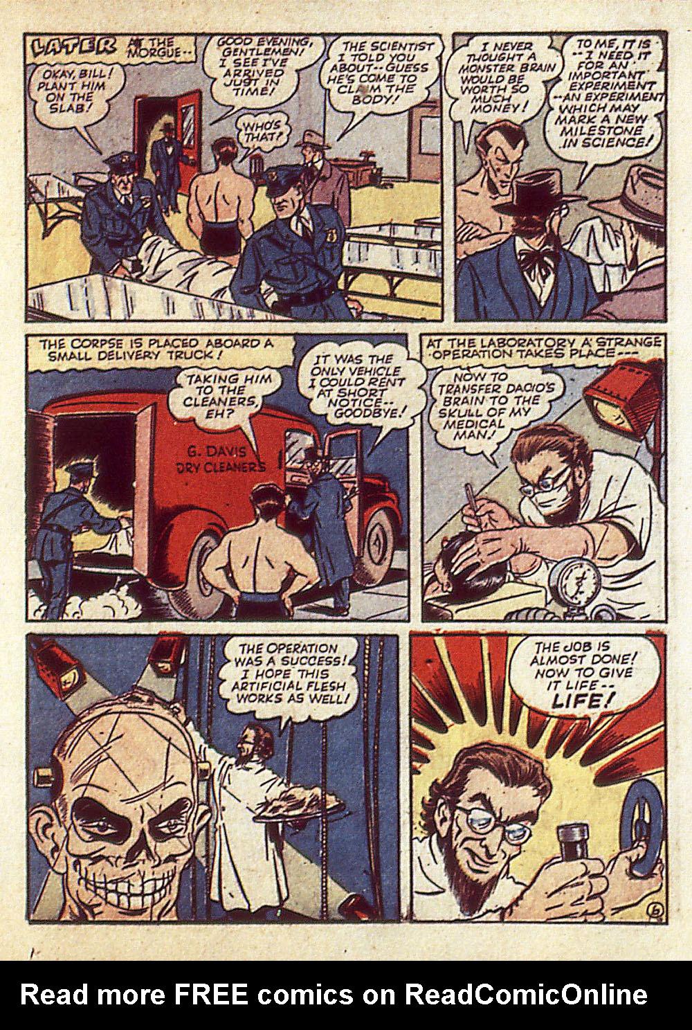 Sub-Mariner Comics Issue #4 #4 - English 30