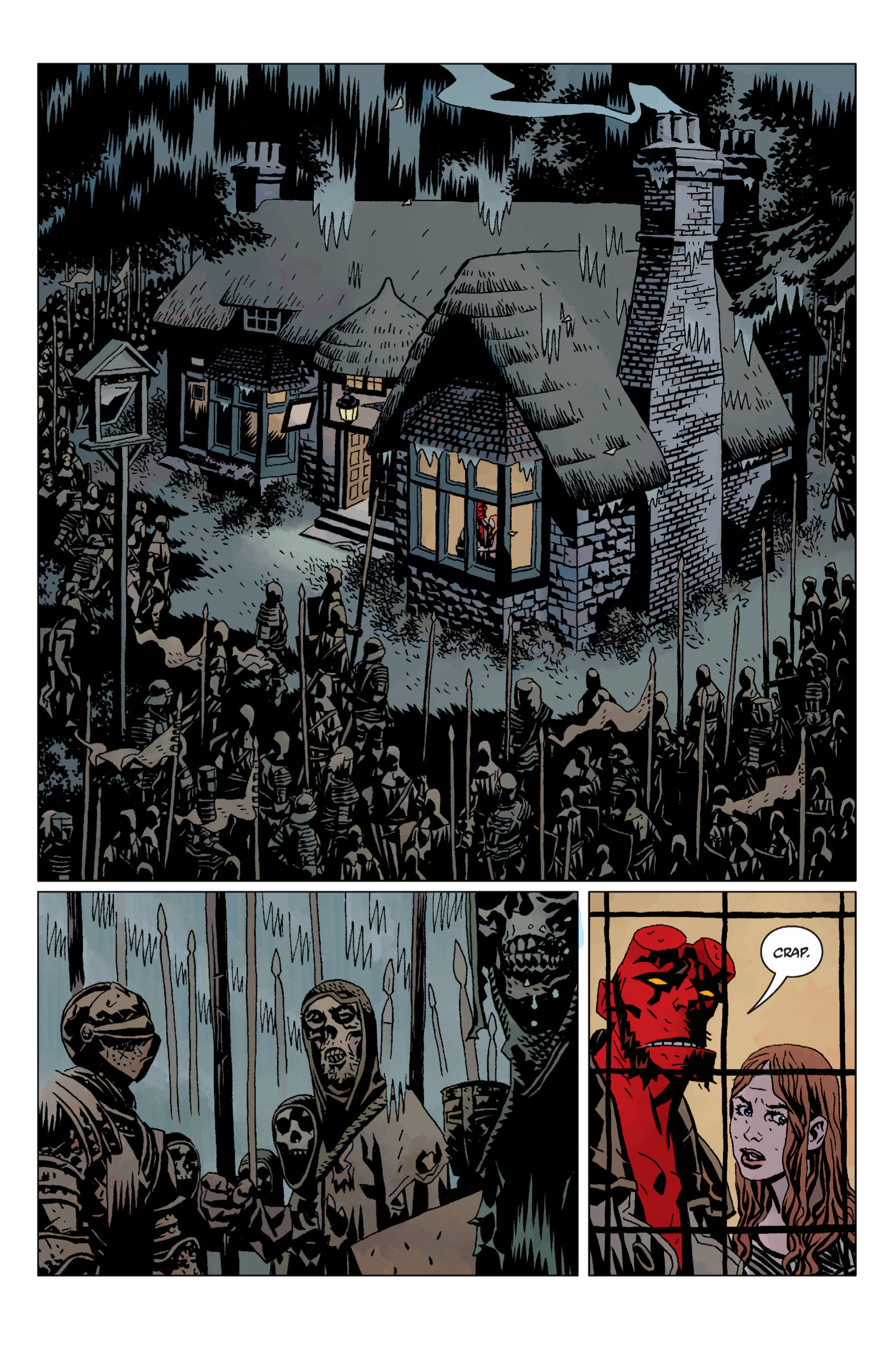 Hellboy chap 12 pic 59
