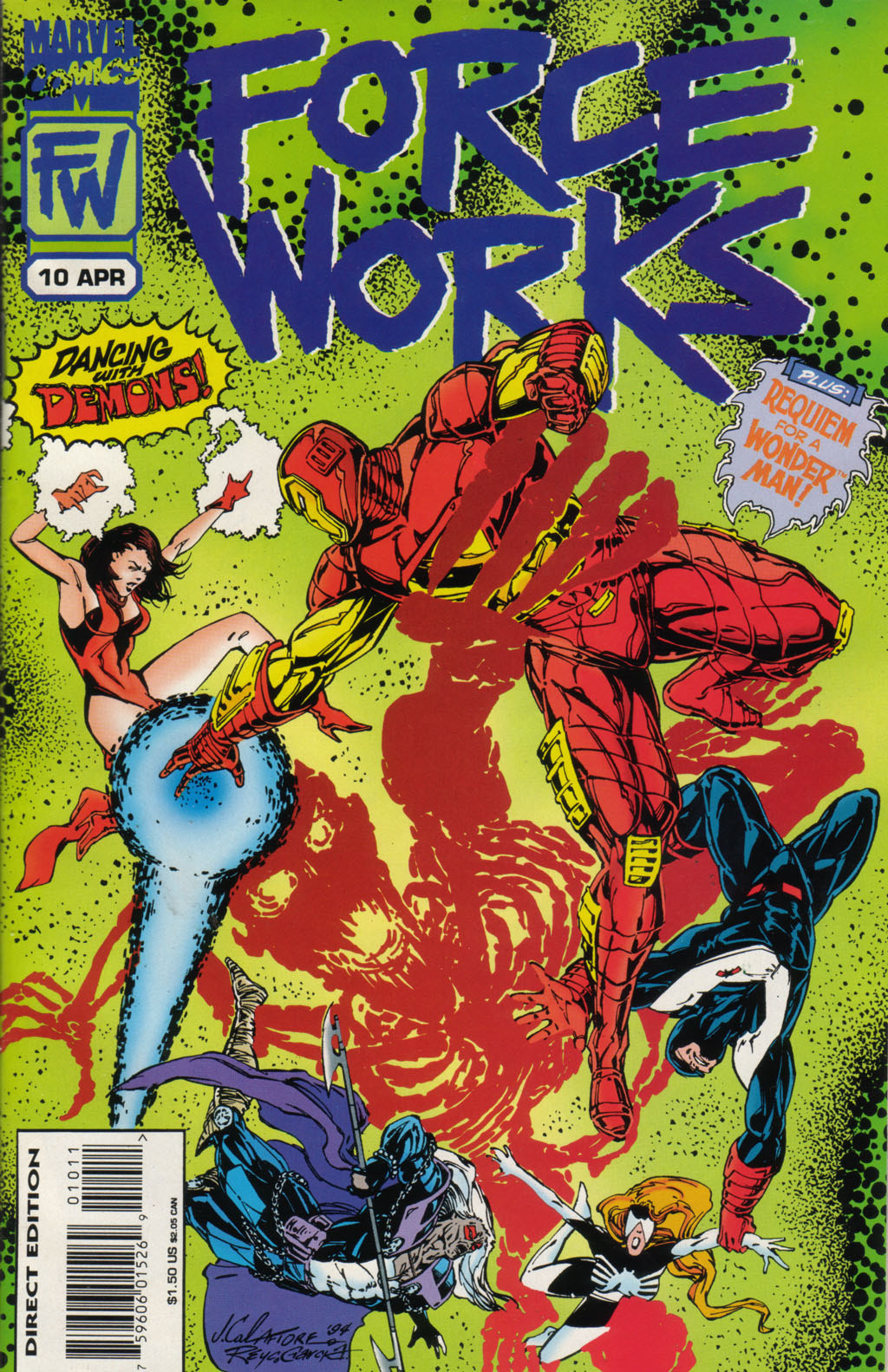 Force Works Issue #10 #10 - English 1