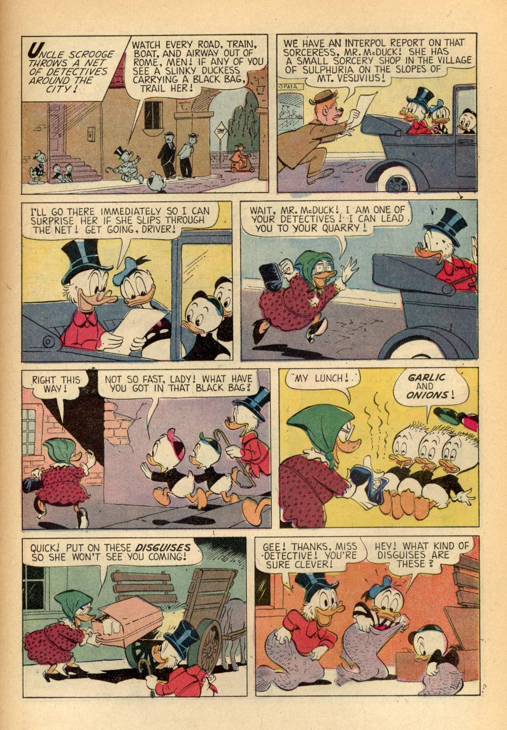 Uncle Scrooge (1953) Issue #93 #93 - English 11