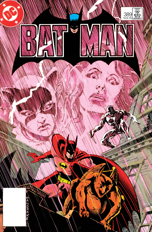 Batman (1940) 389 Page 1