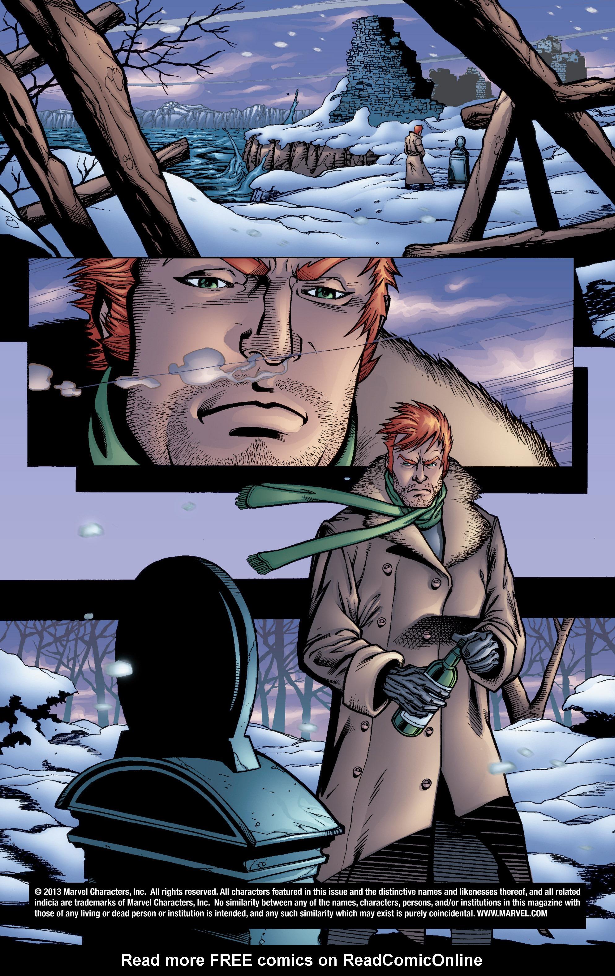 Uncanny X-Men (1963) 401 Page 2