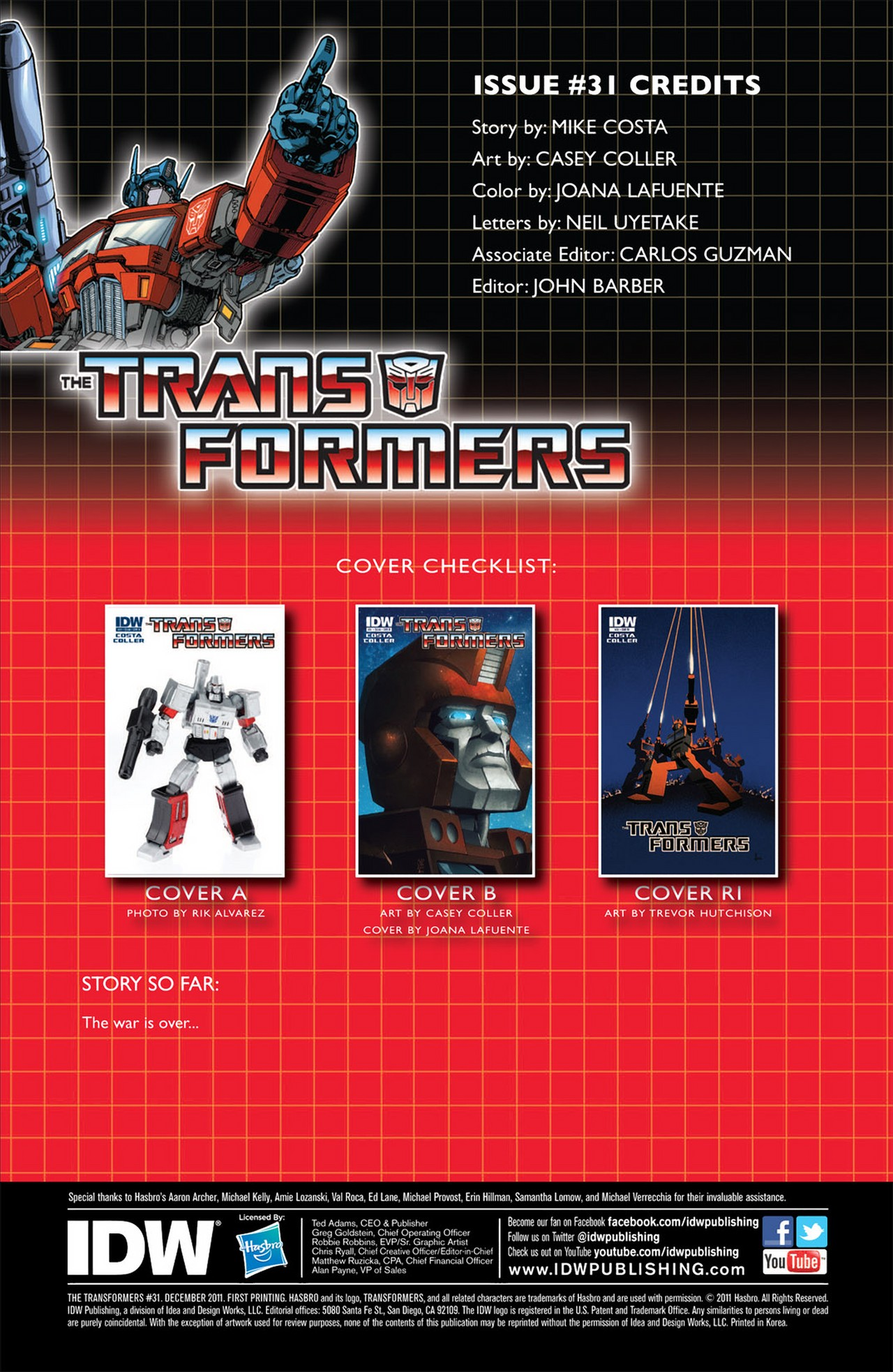 The Transformers (2009) chap 31 pic 4