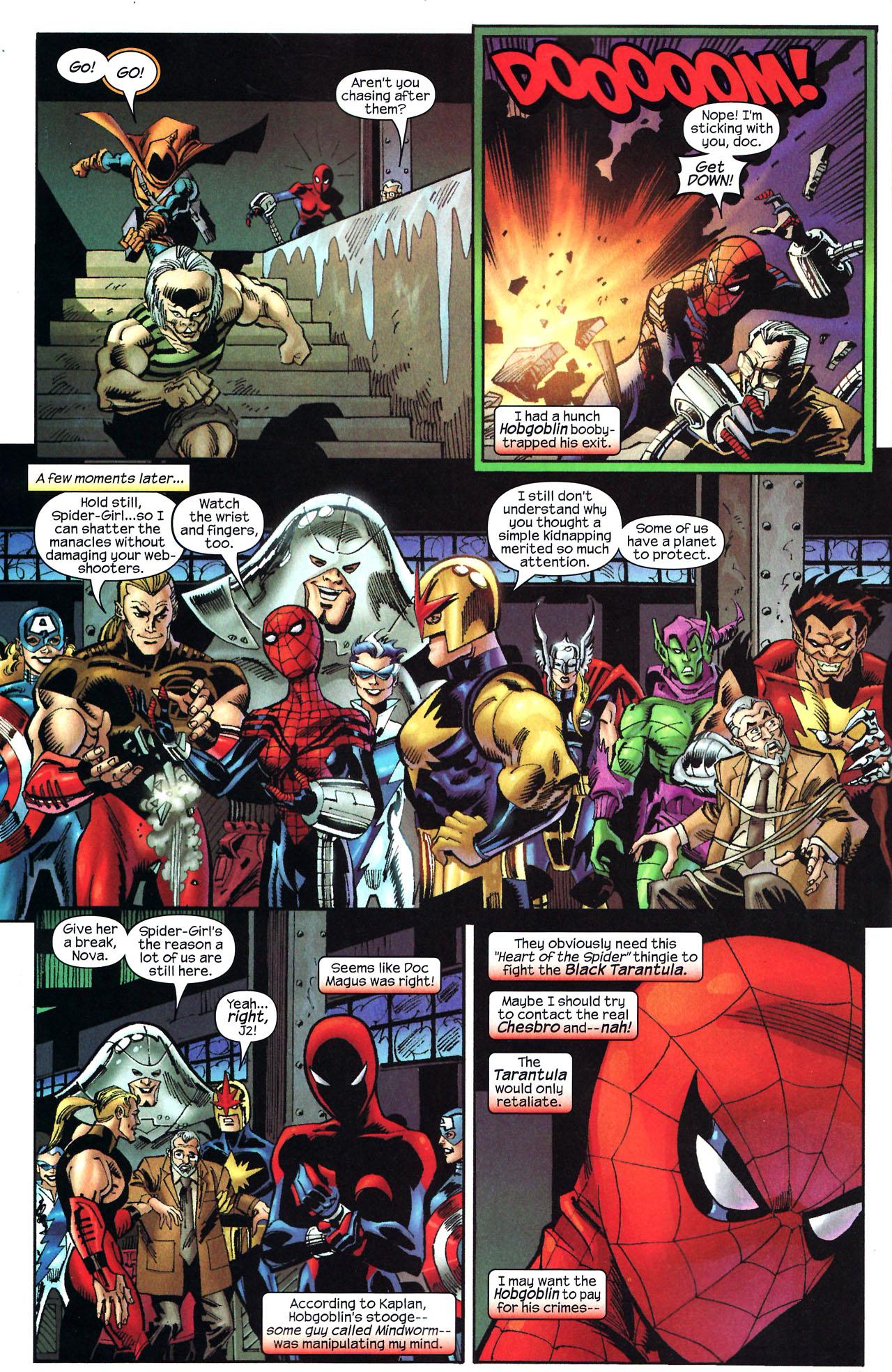 Amazing Spider-Girl #15 #16 - English 37