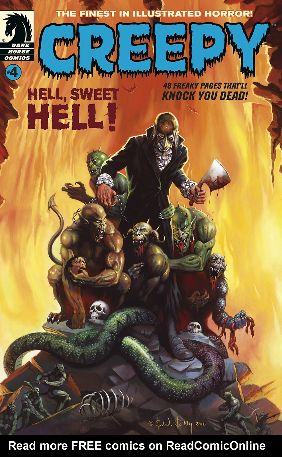 Creepy (2009) Issue #4 #4 - English 1