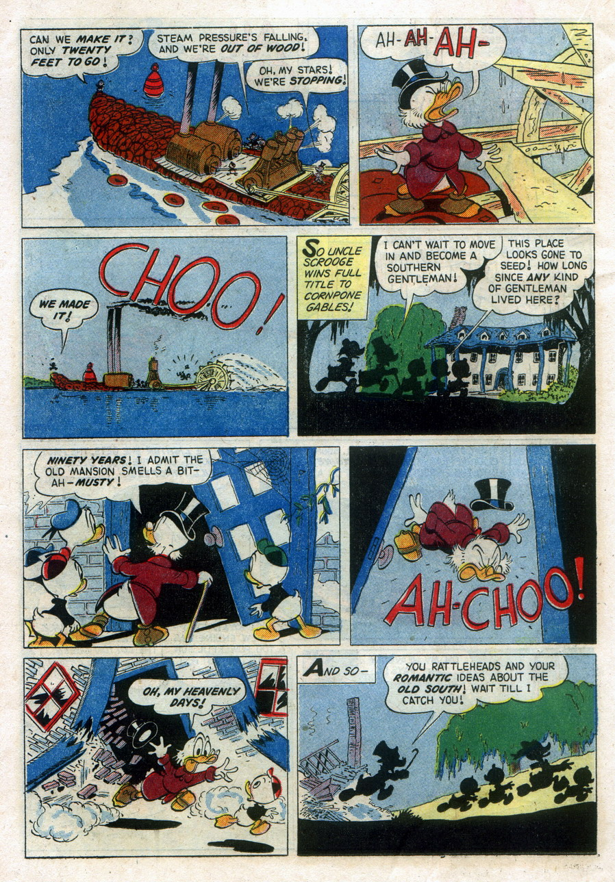 Uncle Scrooge (1953) Issue #11 #11 - English 18
