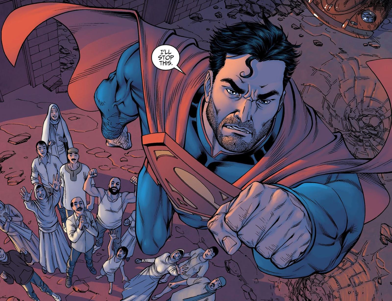 Injustice: Gods Among Us [I] Issue #6 #7 - English 12