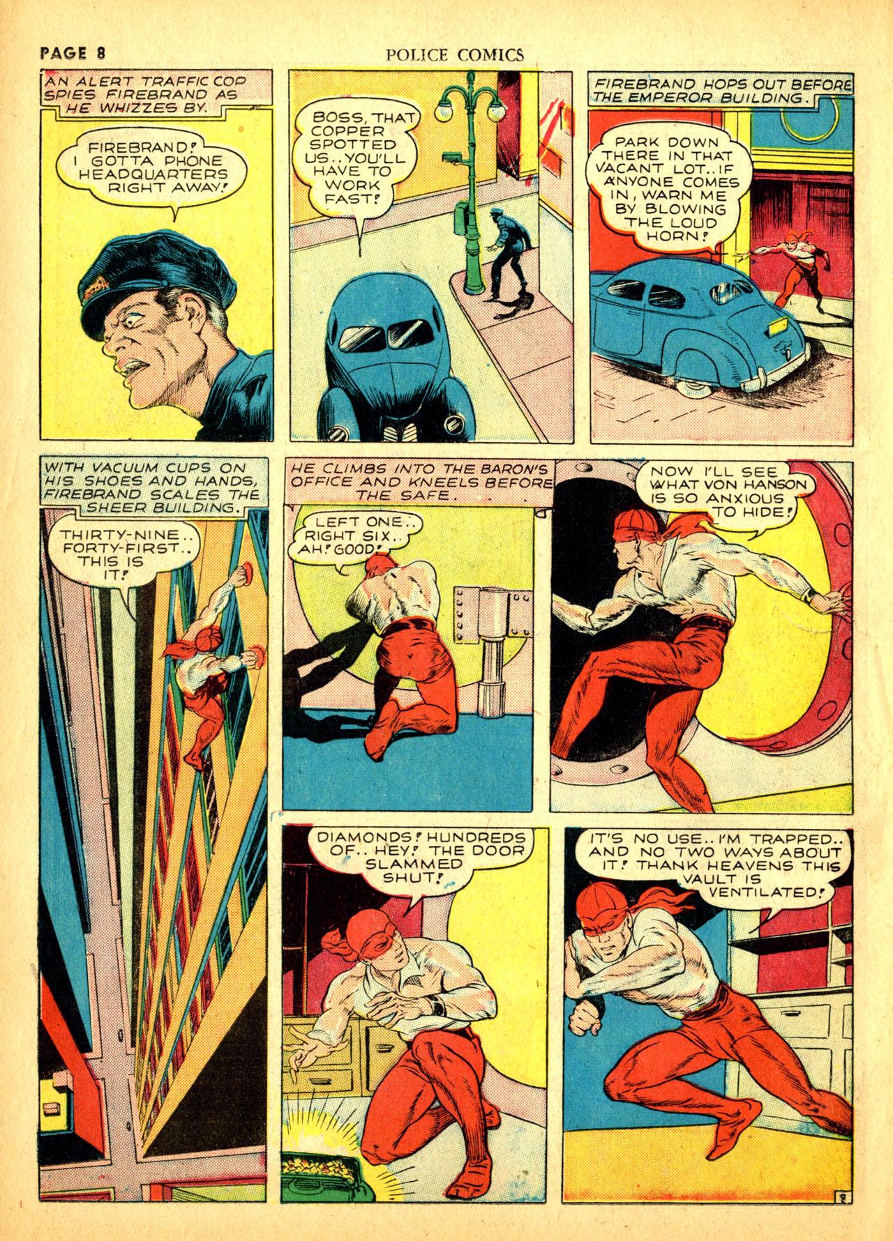 Police Comics #1 #127 - English 11