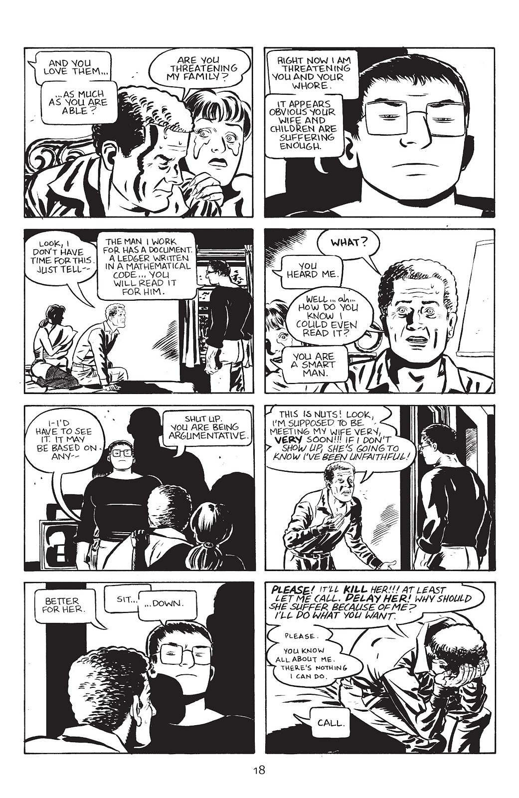 Stray Bullets Issue #20 #20 - English 20