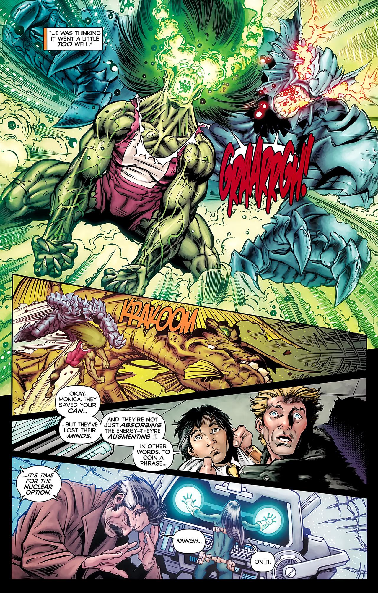Incredible Hulks (2010) #635 #26 - English 15