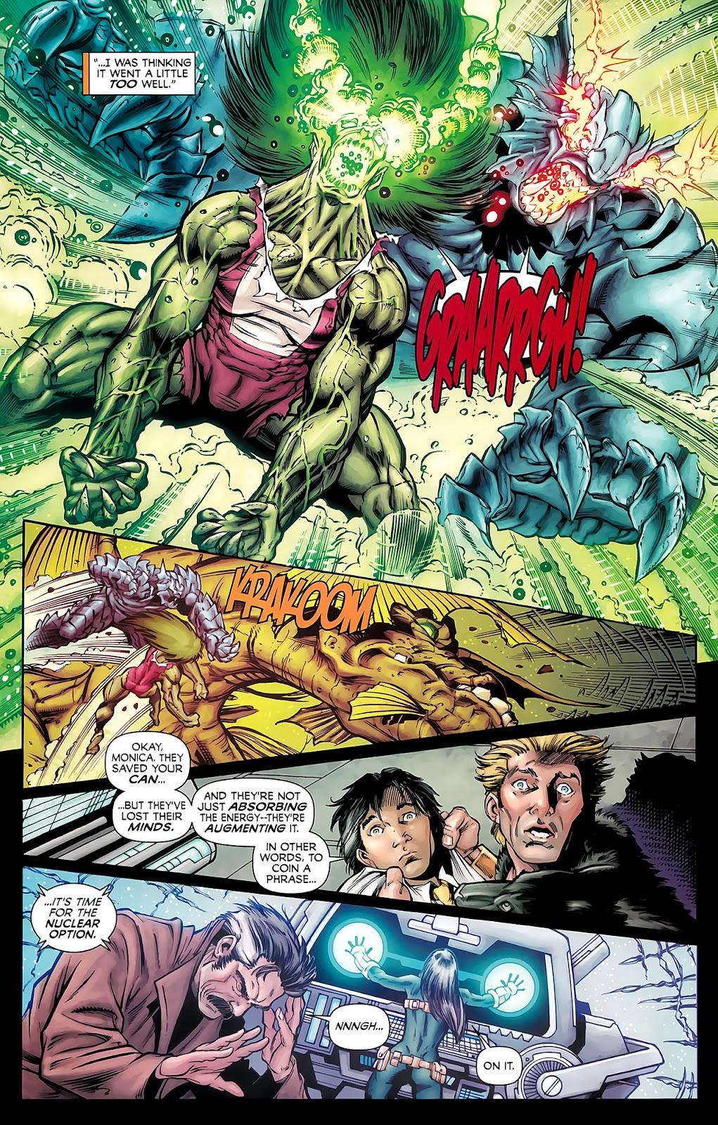 Incredible Hulks (2010) Issue #635 #25 - English 15