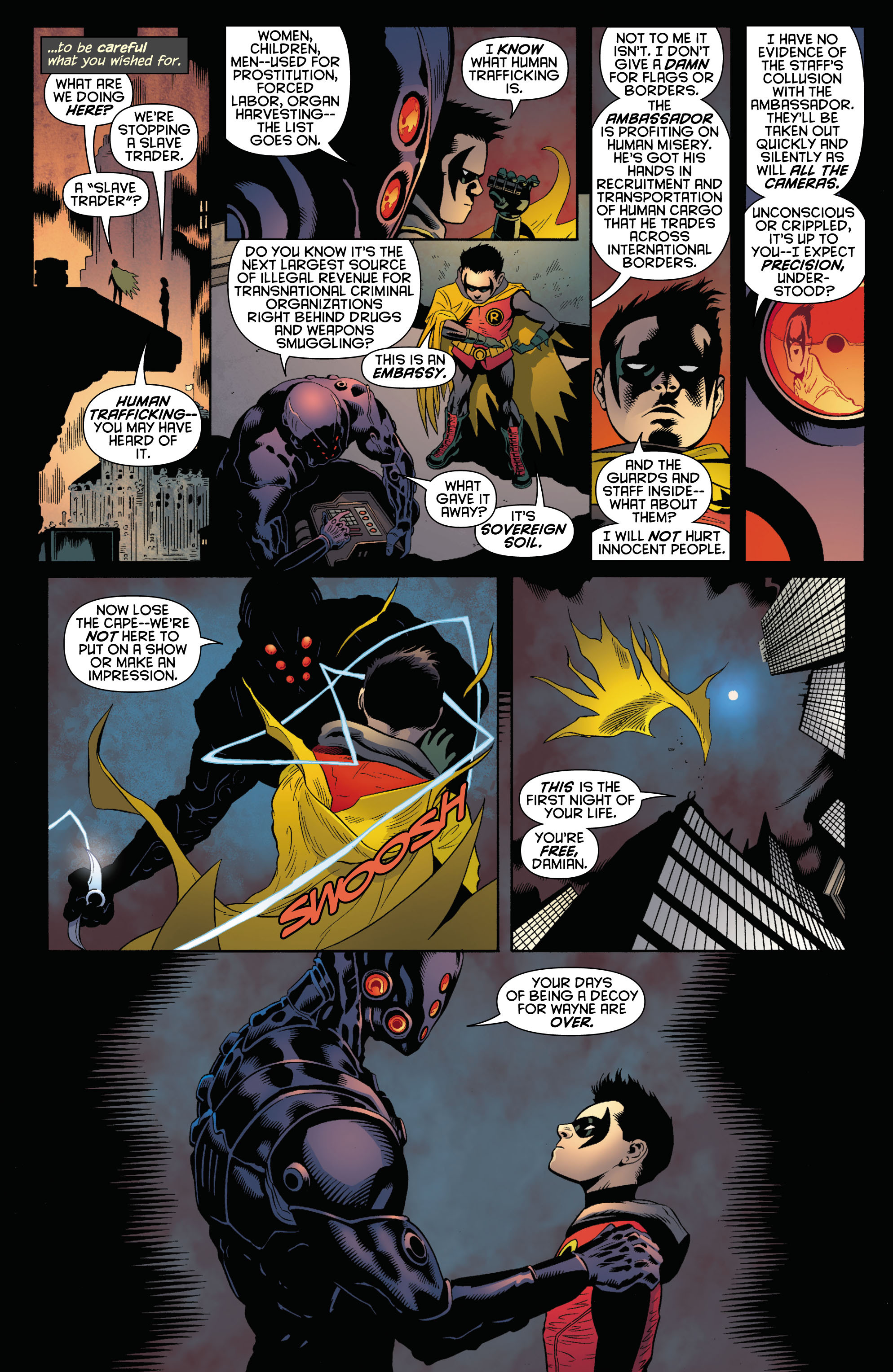 Batman and Robin (2011) chap 1 pic 107