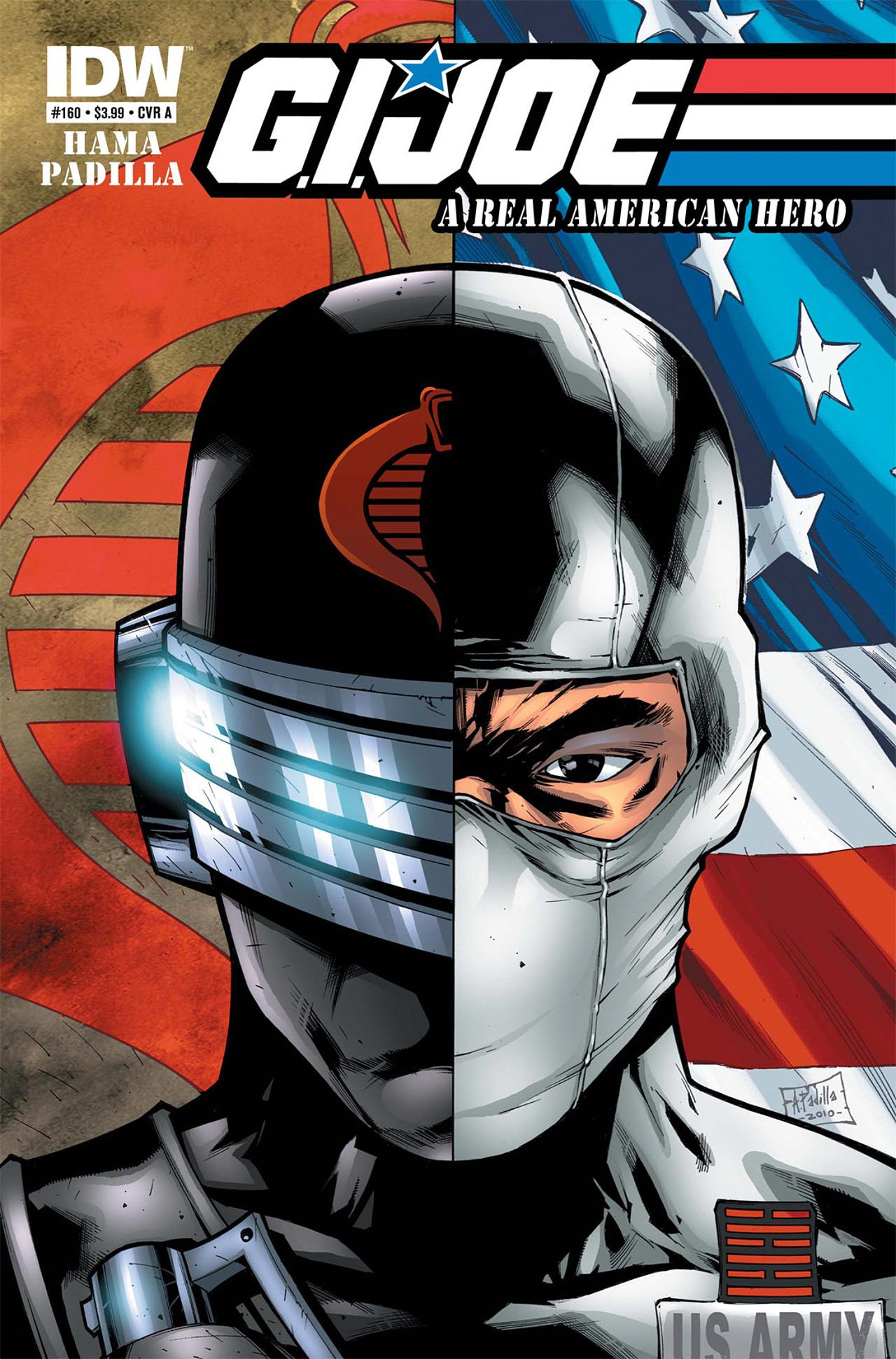 G.I. Joe: A Real American Hero 160 Page 1